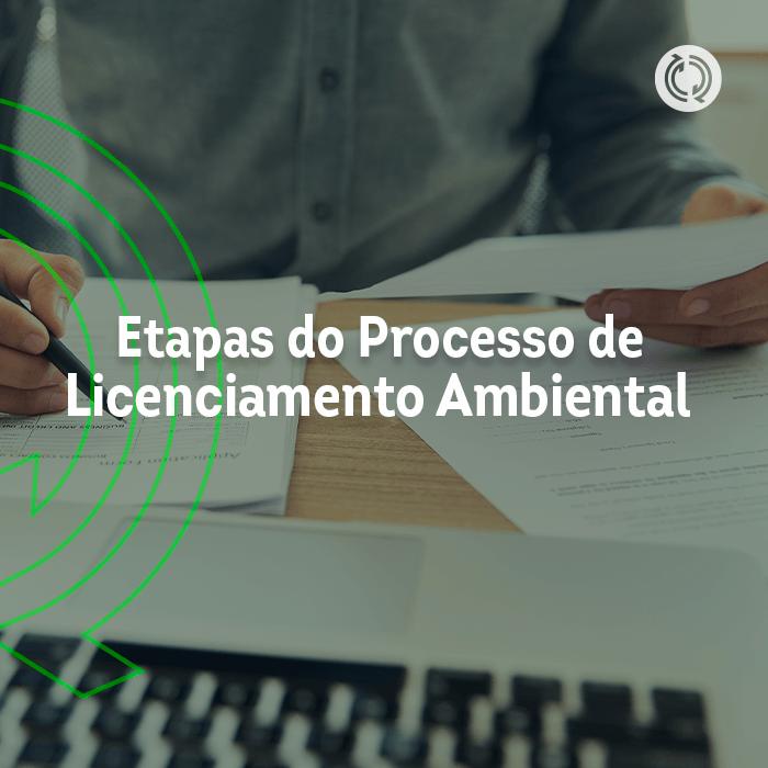 Etapas do Processo de Licenciamento Ambiental